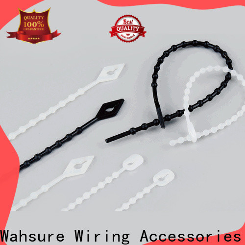 Wahsure industrial cable ties supply for business