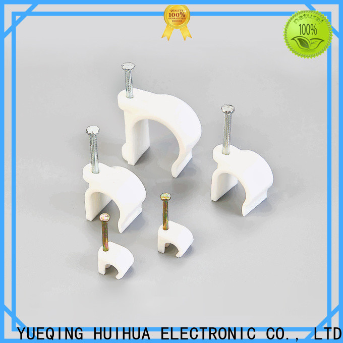 Wahsure superior quality cable wire clips factory for sale