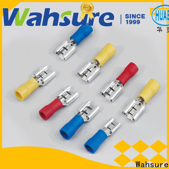 Wahsure terminals connectors manufacturers for industry