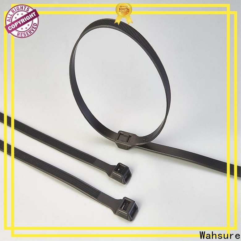 custom electrical cable ties suppliers for wire