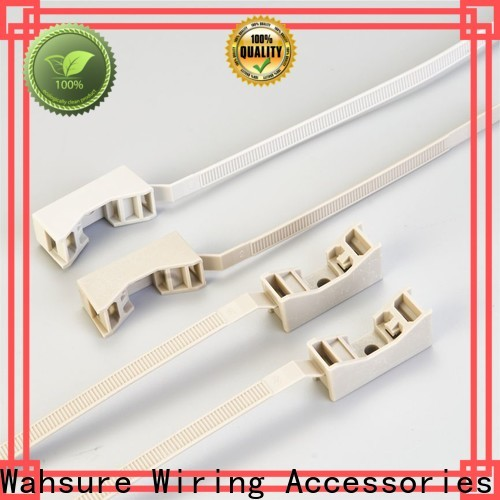 Wahsure cable ties supply for industry