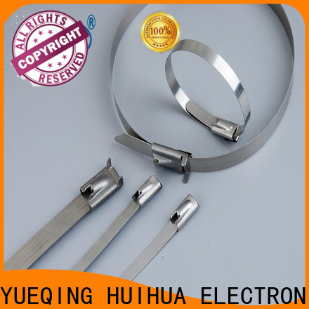 Wahsure auto cheap cable ties suppliers for wire