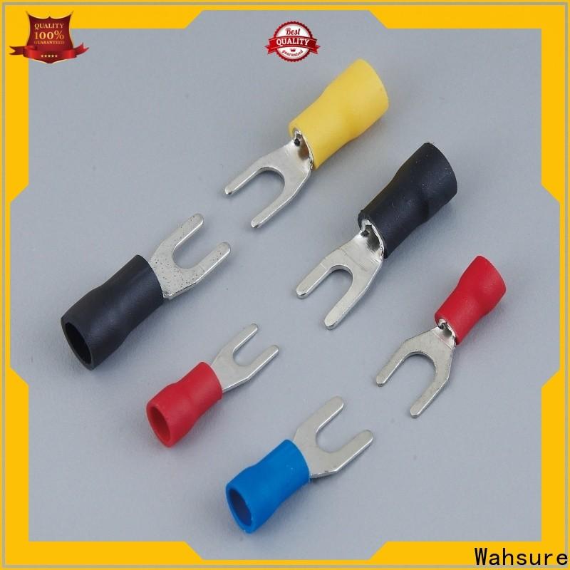 Wahsure electrical terminal connectors supply for business