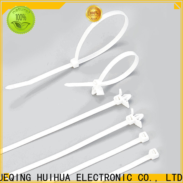 Wahsure new clear cable ties manufacturers for business