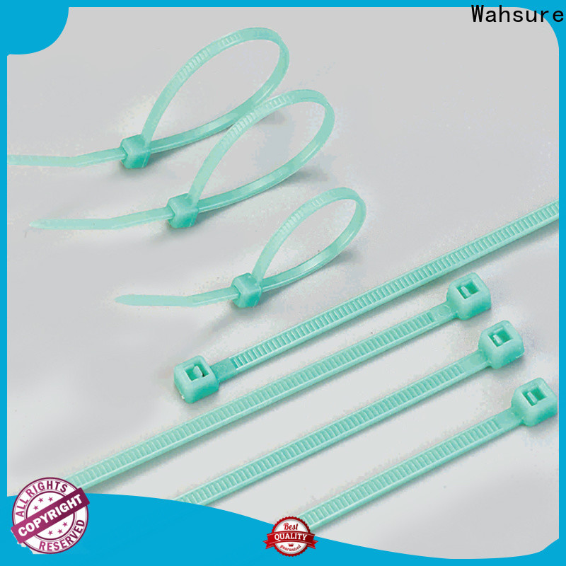 Wahsure auto cable ties wholesale manufacturers for business