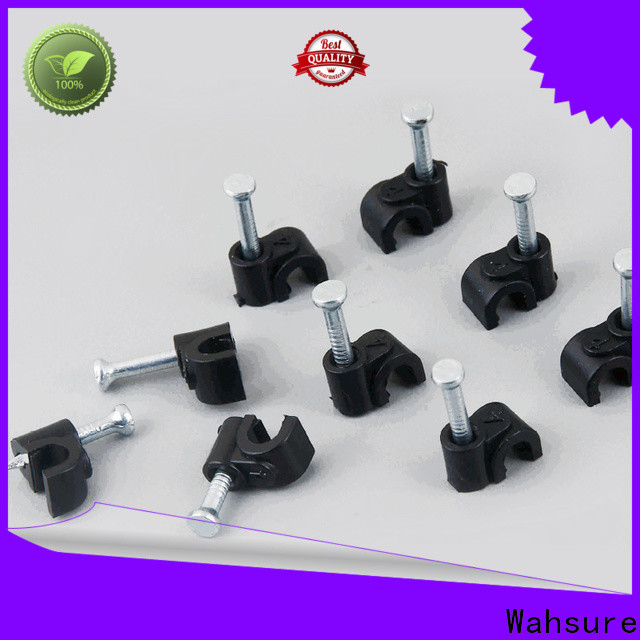 Wahsure best cable clips suppliers for industry