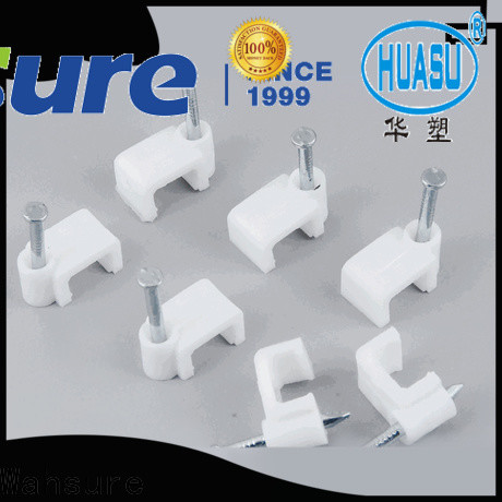 Wahsure new cheap cable clips supply for business