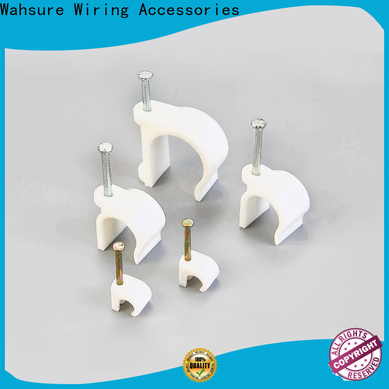 Wahsure best cheap cable clips factory for sale