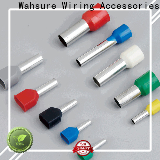 Wahsure latest electrical terminals manufacturers for business