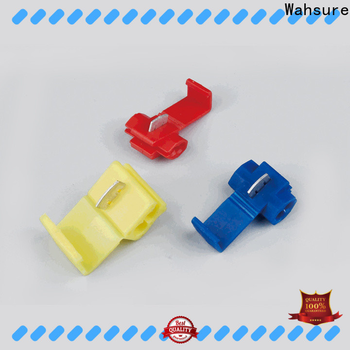 Wahsure wholesale cheap terminal connectors company for business