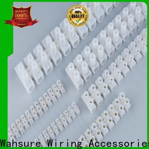 Wahsure wire connectors suppliers for business