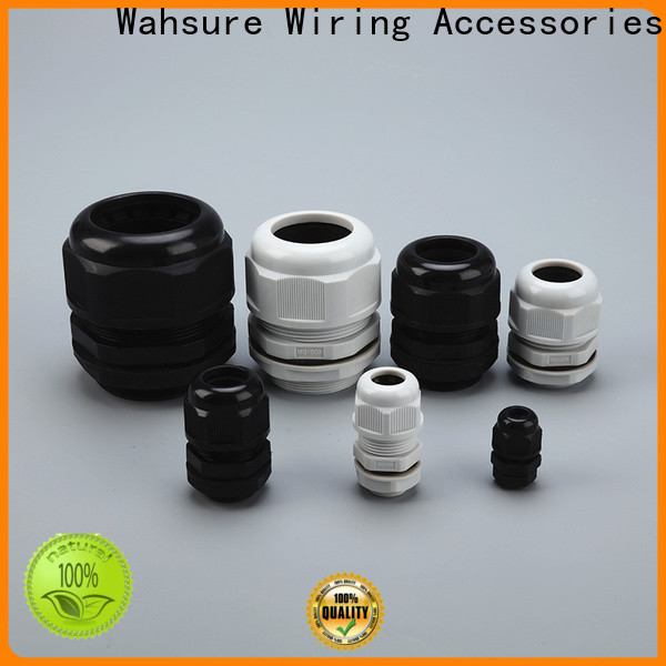 Wahsure new electrical cable glands supply for sale
