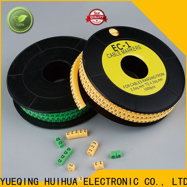 Wahsure electrical cable markers factory for sale