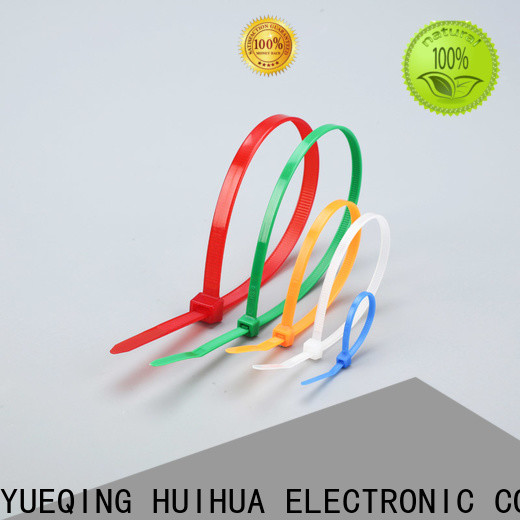 Wahsure custom clear cable ties company for industry