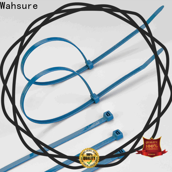 Wahsure industrial cable ties suppliers for business