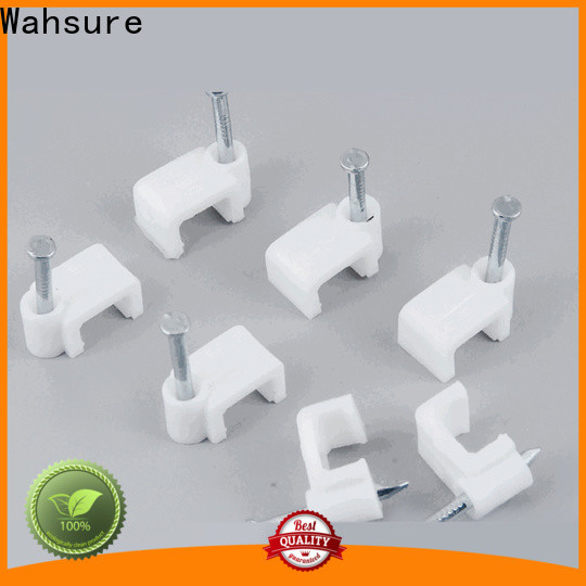Wahsure cable wire clips company for business