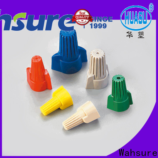Wahsure best cheap wire connectors manufacturers for industry