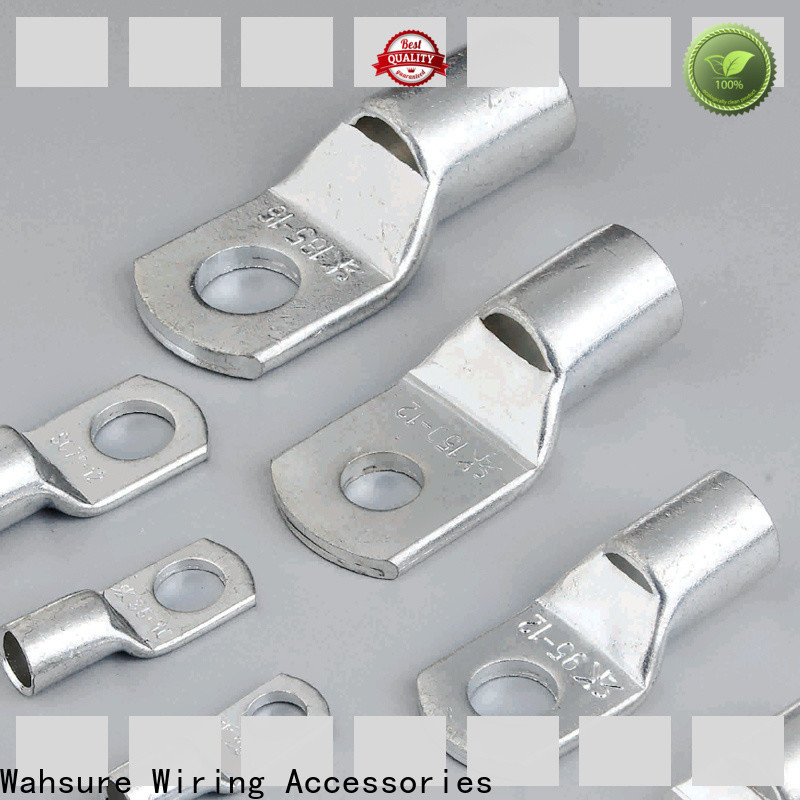 Wahsure terminals connectors factory for business