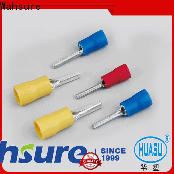 Wahsure durable terminal connectors supply for business