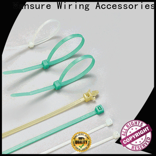 Wahsure best cable ties suppliers for industry