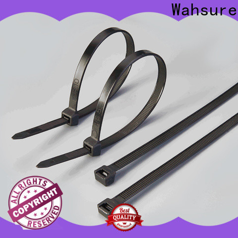 Wahsure new industrial cable ties company for industry