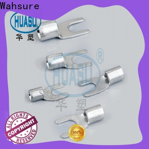 Wahsure best electrical terminal connectors factory for industry