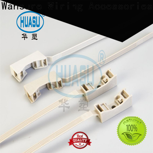 Wahsure custom cable ties factory for industry