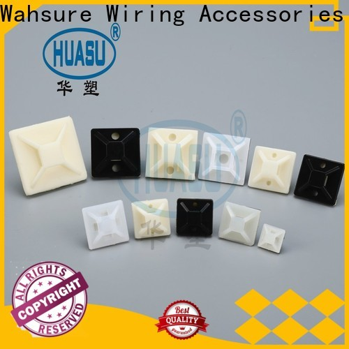 Wahsure cable mounts factory for business