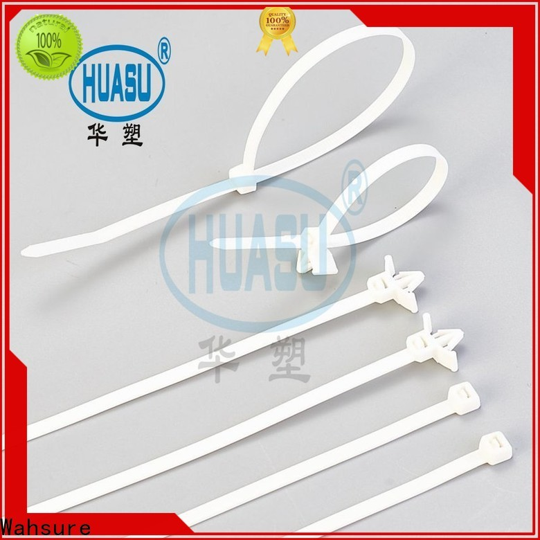high-quality clear cable ties suppliers for business