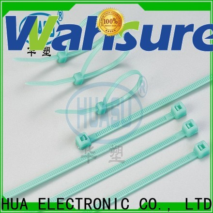 Wahsure best cable ties suppliers for wire