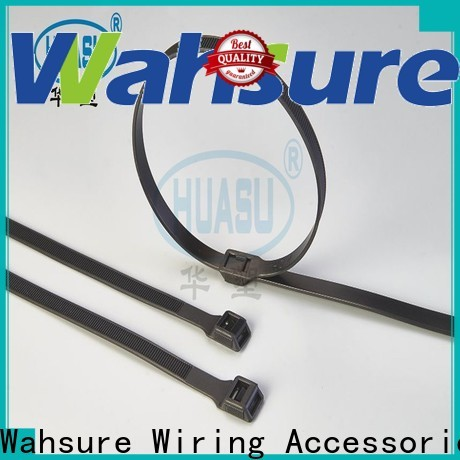 auto clear cable ties manufacturers for industry