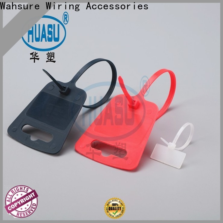 Wahsure top cable tie sizes factory for industry