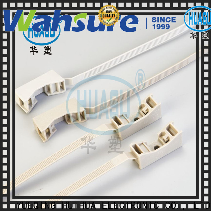 Wahsure cable ties wholesale supply for business