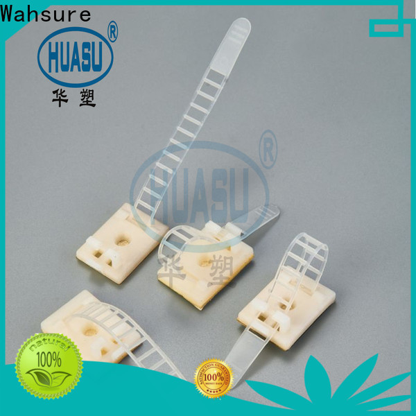 Wahsure cheap cable clips supply for business