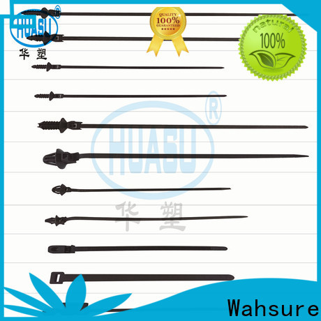 Wahsure electrical cable ties supply for wire