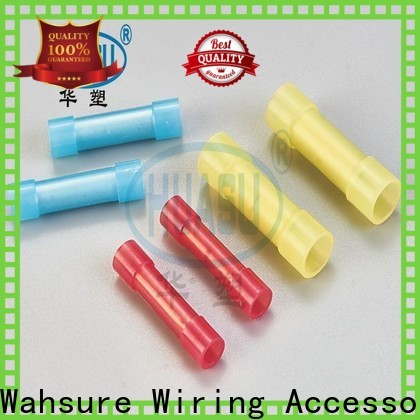 Wahsure quick terminals connectors company for industry