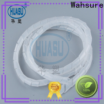 Wahsure top spiral wrap manufacturers for sale
