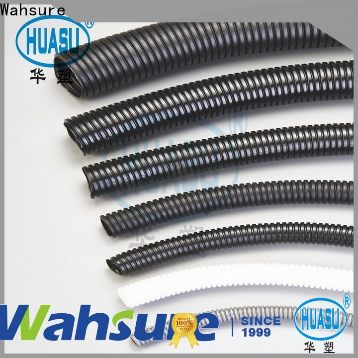 Wahsure spiral cable wrap manufacturers for sale