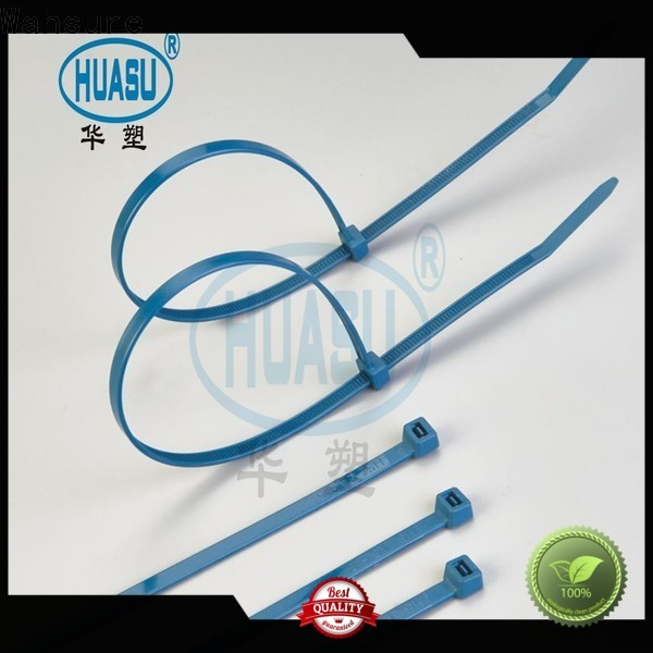 Wahsure cable ties manufacturers for industry