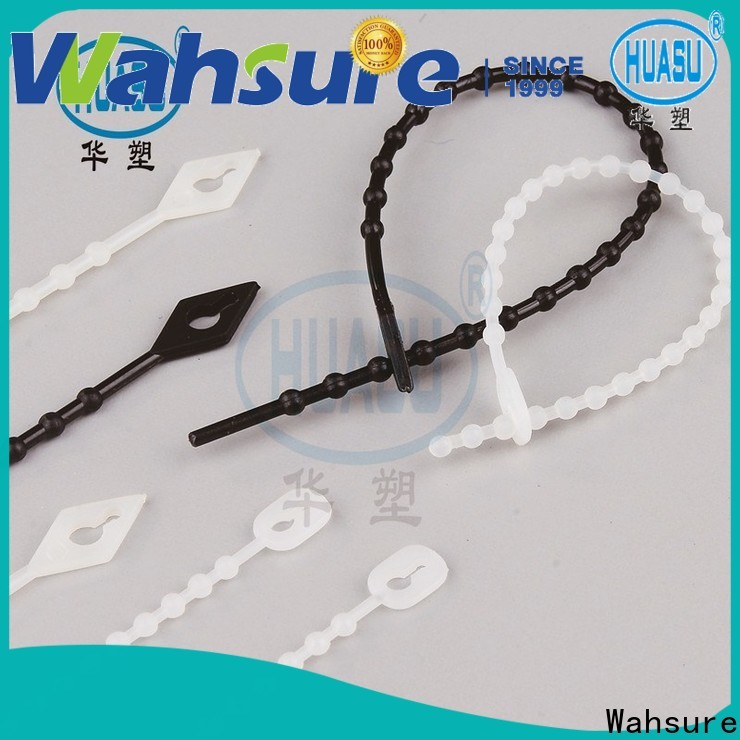 Wahsure auto best cable ties company for industry