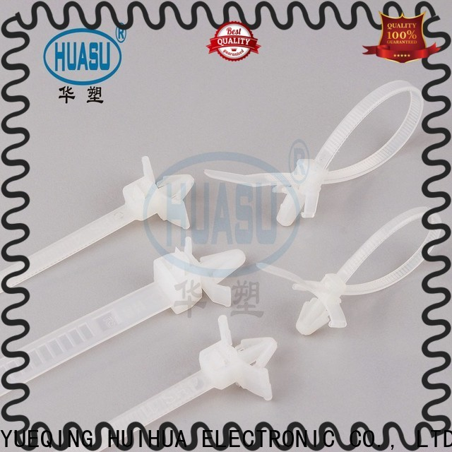 Wahsure self locking clear cable ties company for business