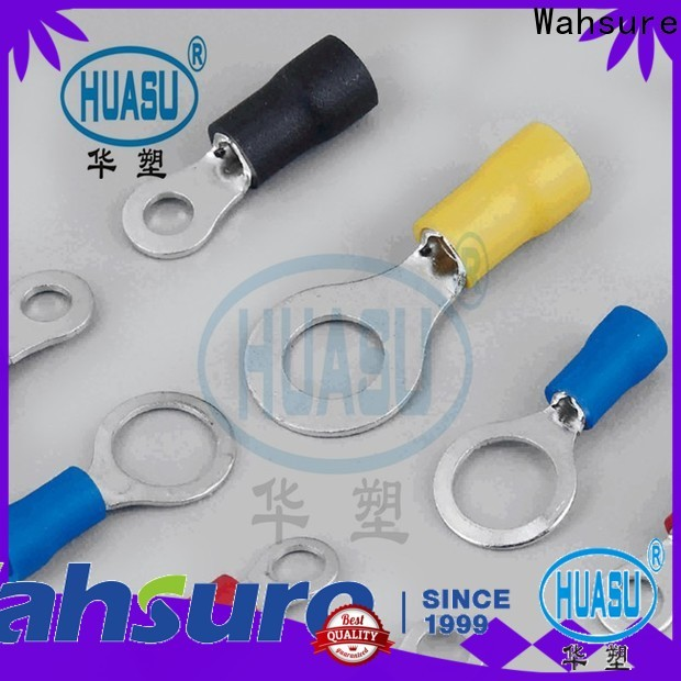 Wahsure high-quality terminal connectors company for industry