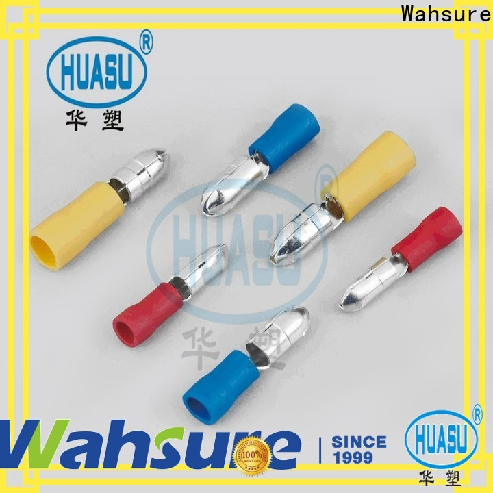 Wahsure wholesale terminals connectors factory for industry