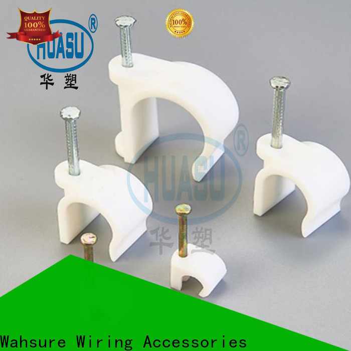 Wahsure top cheap cable clips factory for sale