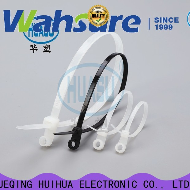 Wahsure high-quality cable ties company for industry