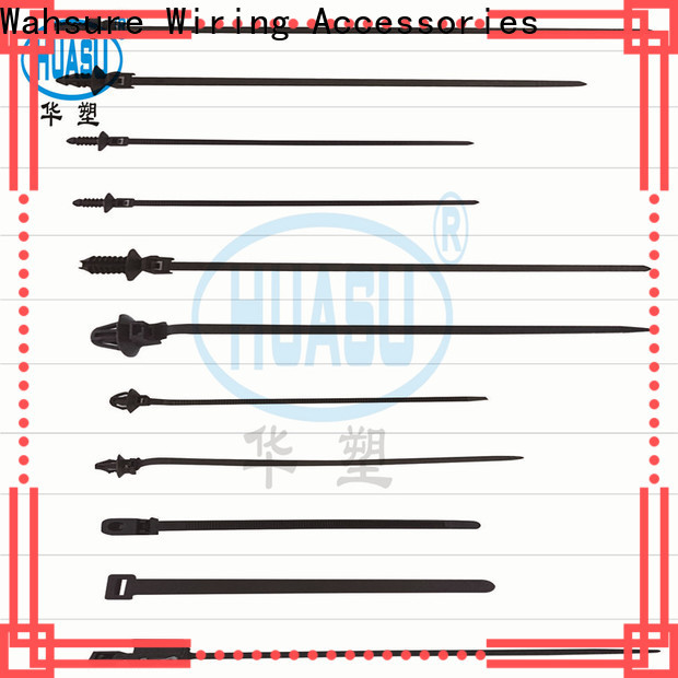 Wahsure electrical cable ties factory for wire