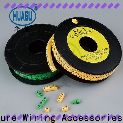 Wahsure wholesale cable markers factory for sale