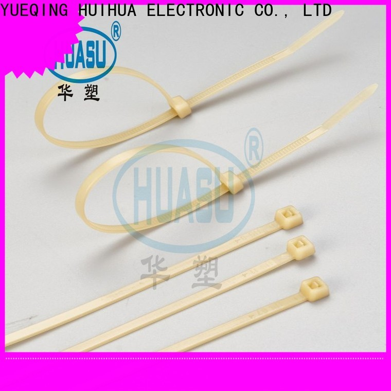 Wahsure cheap cable ties manufacturers for wire
