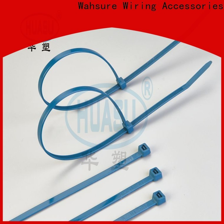 Wahsure best cable ties manufacturers for industry