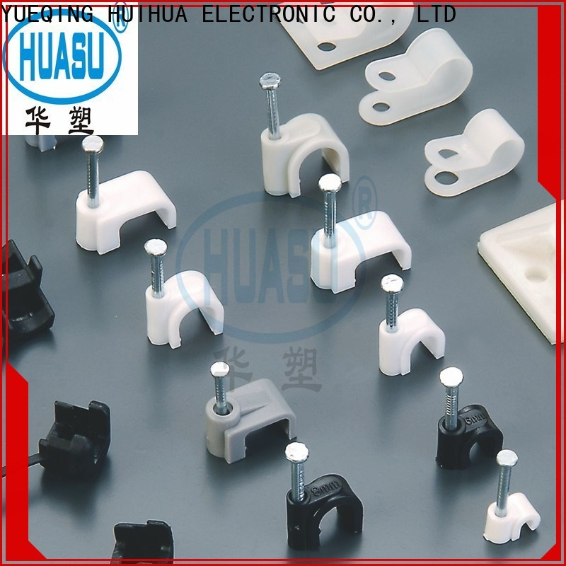 Wahsure best cable wire clips factory for sale